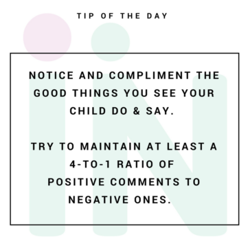 Tip of the Day: 4-1 ratio