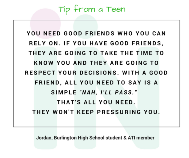 Tips from a Teen